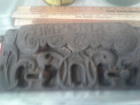 Imperial cast iron vent Hamilton Ontario Preview
