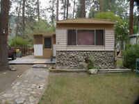 Mobile Situated in a Gorgeous Desert Pine Forest