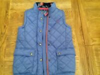 Joules gilet age 9-10 for sale