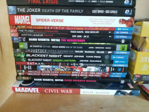 Dc graphic novel comic for sale