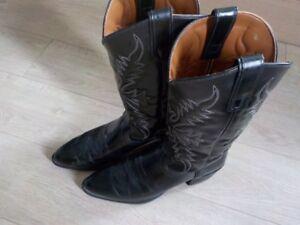 Botte De Cowboy *neuve*