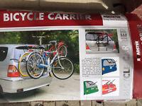 Roadster bike rack carrier