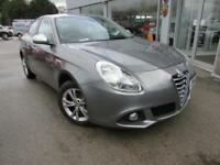 2014 Alfa Romeo Giulietta 1.4 TB Distinctive (s/s) 5dr Petrol grey Manual