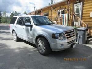 2012 Ford Expedition for sale, great shape 835, no gst. $23,500
