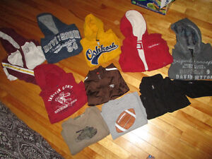Size 7/8 boys sweaters