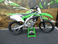 2017 Kawasaki KX450F Brand New Genuine Bike Kawasaki Main dealers