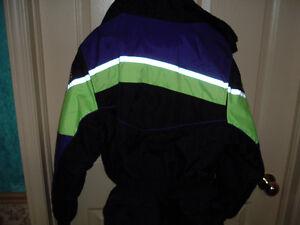 Small size adult snowmobile coat Kitchener / Waterloo Kitchener Area image 2