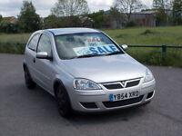 Vauxhall/Opel Corsa 1.0i 12v 2005MY Life