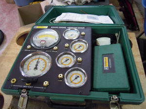 Diesel Mechanic Contractor selling his tools and testers