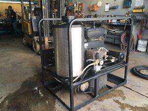 Laveuse à pression industriel 3000 psi 5 gpm