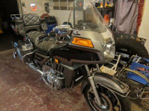 1983 Honda Goldwing Aspencade