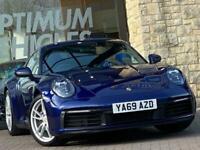 2019 Porsche 911 CARRERA PDK Semi Auto Coupe Petrol Automatic