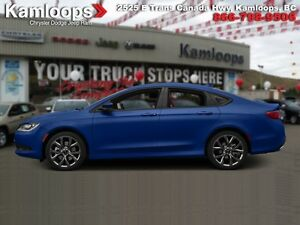 2015 Chrysler 200 S   - Uconnect - Low Mileage