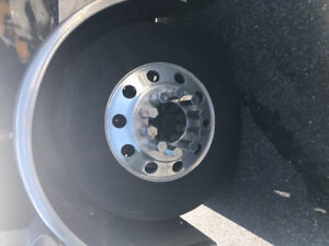 24.5 Rims and Tires for Trade