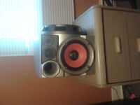 jvc speakers with subwoofers
