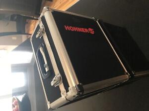 New Hohner case