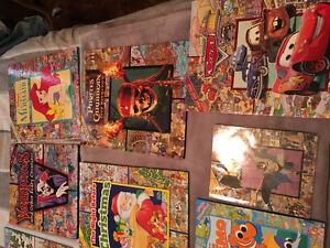 Look and Find / Where's Waldo / I Spy books