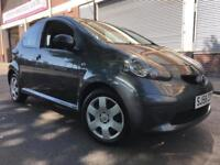 Toyota Aygo 2008 1.0 VVT-i + 5 door 2 OWNERS, LOW MILES, BARGAIN