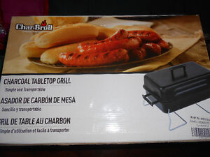 Brand New Charcoal table top grill