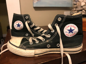 Boys Converse sneakers size 2