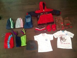 13 piece boys winter lot