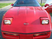 1985 Chevrolet Corvette Targa Coupe (2 door)