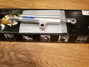 Ohlins Steering Damper - SD175 Aprilia Tuono/Mille/RSV4
