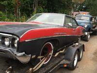 1968 buick lesaber 350 automatic