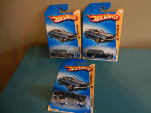 Hot Wheels 1970 Chevelle SS Wagon Lot of 3