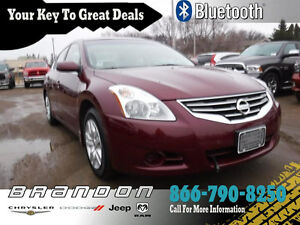 2010 Nissan Altima 2.5 S - Bluetooth, Six-speaker Audio, Keyless