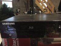Samsung dvd blue ray player