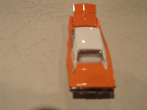 Loose Hot Wheels LE WHIPS Team Baurtwell '69 Dodge Charger orang Sarnia Sarnia Area image 6