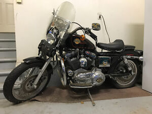 1995 H-D Sportster 1200 - Low KMs