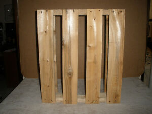 Two Small Wooden Pallets for DIY Projects London Ontario image 2
