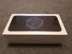 iPhone 6 32GB, Brand New, Space Grey