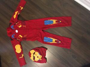 Super hero Iron Man - costume