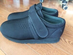 Pedro's orthotic shoes