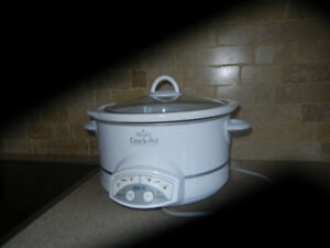 Mijoteuse -Crock Pot