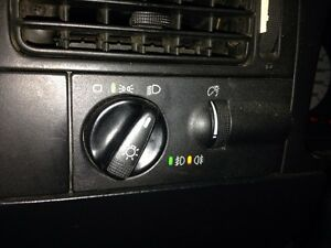 Volkswagen MKIII euro fog light switch London Ontario image 1