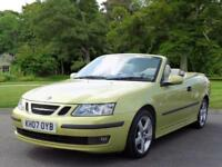 2007 Saab 9-3 2.0 T Vector 2dr