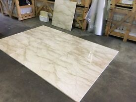 Royal select marble tiles Bookmatch 800x800x20mm solid marble tiles