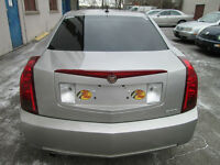 2006 CTS 6 SPEED MANUAL,RARE CAR FOR STANDARD LOVERS,RUNS GREAT