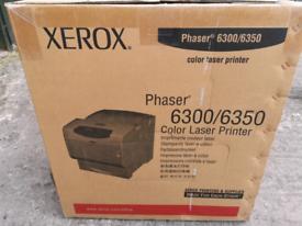 Xerox phaser 6300/6350 printer