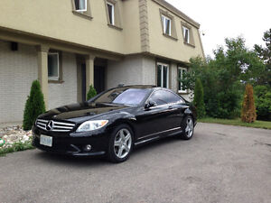 2008 Mercedes-Benz CL550 AMG Coupe - Night vision, fully loaded