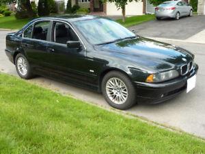 2003 BMW 5-Series 530iA Sedan