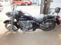 Honda shadow ace 750 2003 vga