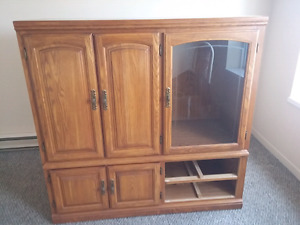 Wooden Cabinet Free