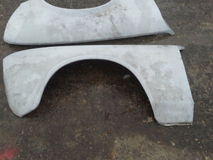 1974-1978 Fiat 124 Spider Left Front Fender F069
