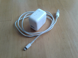 Apple iPhone 5 / Lightning USB Charger