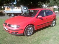 Seat Leon 1.8 2001 20v T Cupra